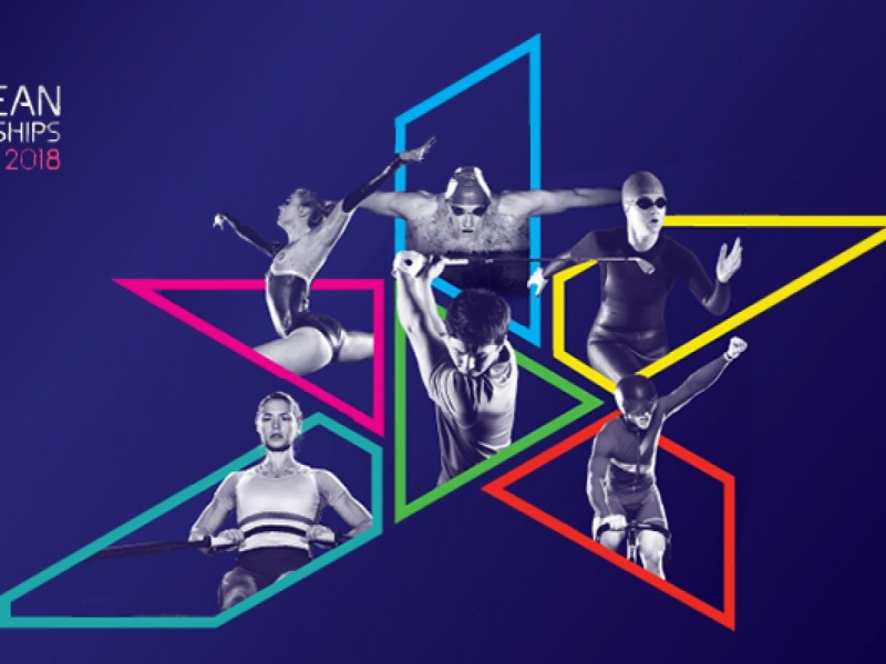 Fun and Games Supporting Glasgow 2018